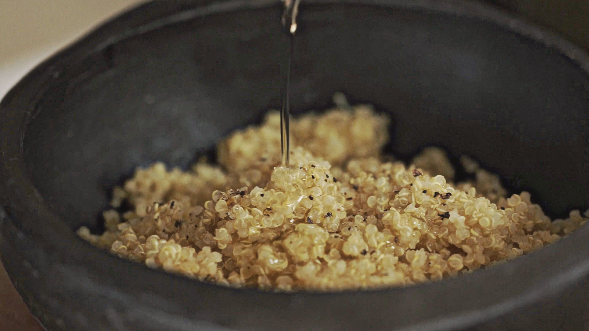 Preparacion basica de la quinua
